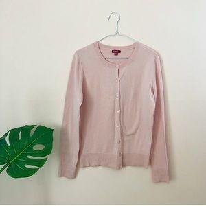 Merona Blush Pink Cardigan